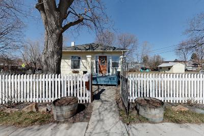 Kalispell Single Family Home Under Contract Taking Back-Up : 135 West California Street