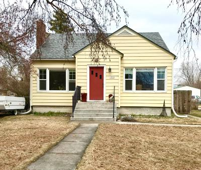 Kalispell Single Family Home For Sale: 1317 4th Street West