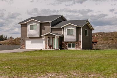 Kalispell Single Family Home For Sale: 123 Valley Rose Lane