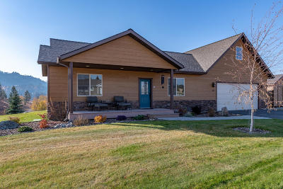 Kalispell Single Family Home For Sale: 137 Ashley Hills Drive