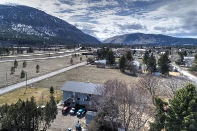 Missoula Multi Family Home Under Contract Taking Back-Up : 8050 West Riverside Drive