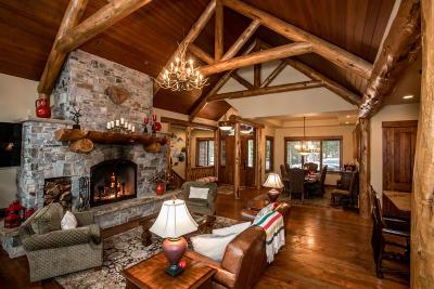 Whitefish Single Family Home For Sale: 310 Buckskin Run