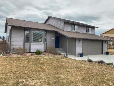 Florence MT Single Family Home Under Contract Taking Back-Up : $329,900
