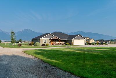Stevensville Single Family Home Under Contract Taking Back-Up : 4465 Sunnyside Cemetery Road
