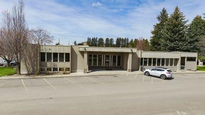 Kalispell Commercial For Sale: 6 Sunset Plaza