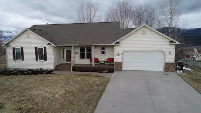 Missoula Single Family Home For Sale: 6829 Jake Court
