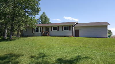 Single Family Home For Sale: 174 Woodland Estates Road