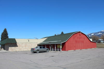 Ronan Commercial For Sale: 63298 Us Hwy 93