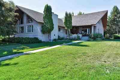Helena Single Family Home For Sale: 1501 Jerome Place