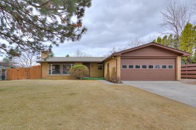 Missoula Single Family Home Under Contract Taking Back-Up : 4109 Barbara Lane