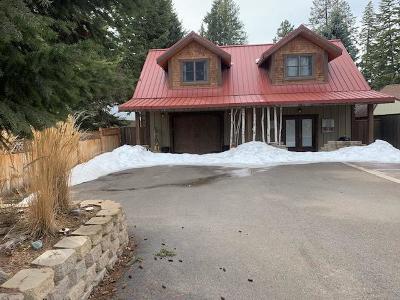 Bigfork Single Family Home For Sale: 160 Mt Highway 209