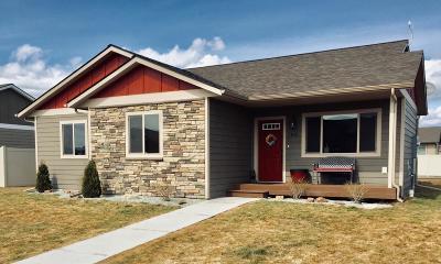 Flathead County Single Family Home For Sale: 480 Triple Creek Drive