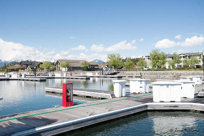 Bigfork Other For Sale: B-8 Eagle Bend Yacht Harbor