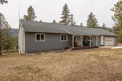 Polson Single Family Home Under Contract Taking Back-Up : 31057 Meadow Road