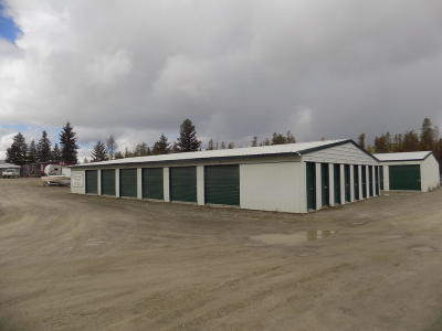 Flathead County Commercial For Sale: 8185 Hwy 2 West