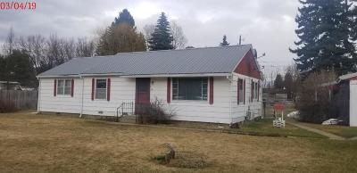 Lincoln County Single Family Home Under Contract Taking Back-Up : 59 Conifer Road
