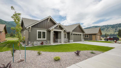 Missoula Single Family Home For Sale: 513 Cahill Rise