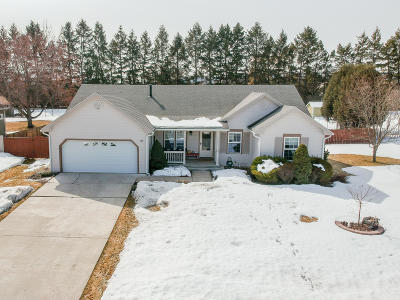 Kalispell Single Family Home Under Contract Taking Back-Up : 132 Pheasant Run