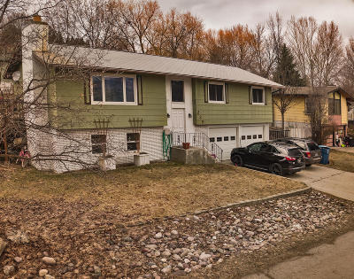 Lolo Single Family Home Under Contract Taking Back-Up : 239 Cumberland Street