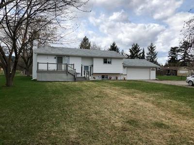 Kalispell Single Family Home For Sale: 626 14th Street East