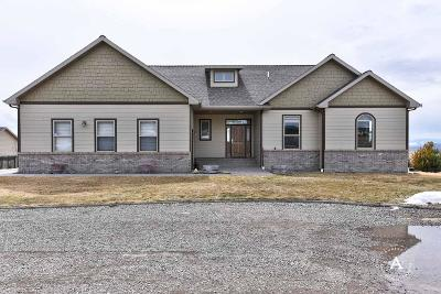 Helena Single Family Home For Sale: 3167 Solaris Road