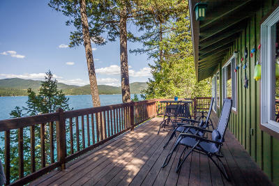 Kalispell Single Family Home For Sale: 4075 Ashley Lake Road
