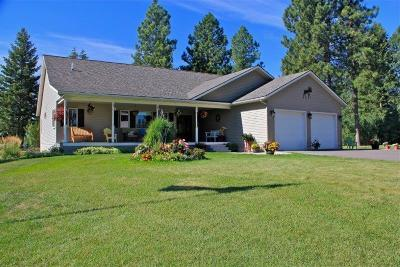 Columbia Falls, Hungry Horse, Martin City, Coram Single Family Home For Sale: 680 Trap Road