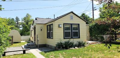 Helena Single Family Home Under Contract Taking Back-Up : 1539 Garfield Street