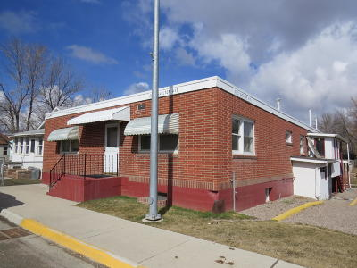Cascade County, Lewis And Clark County, Teton County Multi Family Home For Sale: 2027 Smelter Avenue North East