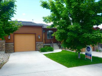Missoula Single Family Home Under Contract Taking Back-Up : 6627 Macarthur Drive