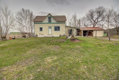 Lake County Single Family Home Under Contract Taking Back-Up : 41616 Forman Road