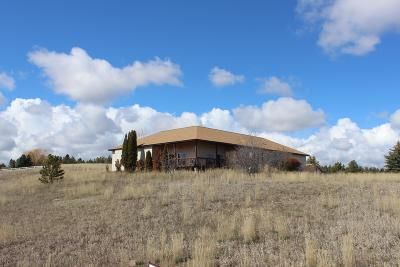 Kalispell Single Family Home Under Contract Taking Back-Up : 650 Jackson View Trail