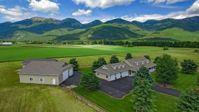 Kalispell Single Family Home For Sale: 21 Whitetail Meadows Road