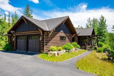 Whitefish Single Family Home For Sale: 132 Woodland Star Circle