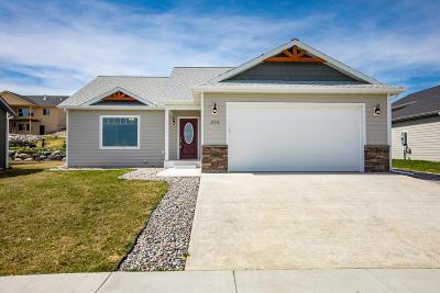 Kalispell Single Family Home For Sale: 370 Mountain Vista Way