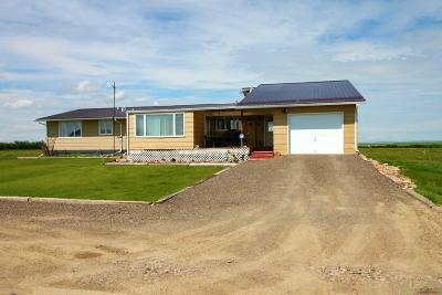 Cut Bank Single Family Home For Sale: 11 Winkler School Road