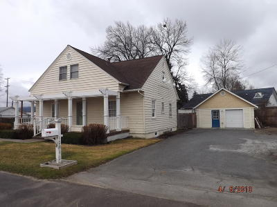 Hamilton Single Family Home For Sale: 1091 South First Street