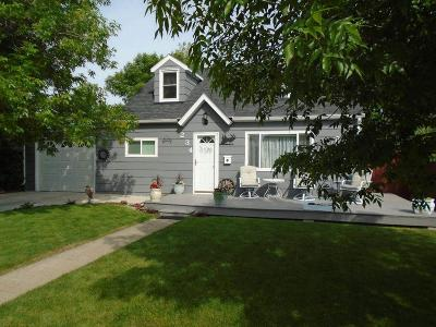 Cut Bank Single Family Home Under Contract Taking Back-Up : 234 4th Avenue South East