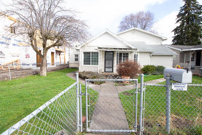 Missoula Multi Family Home For Sale: 1632 South 13th Street West