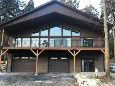 Flathead County Single Family Home Under Contract Taking Back-Up : 136 Wulff Lane