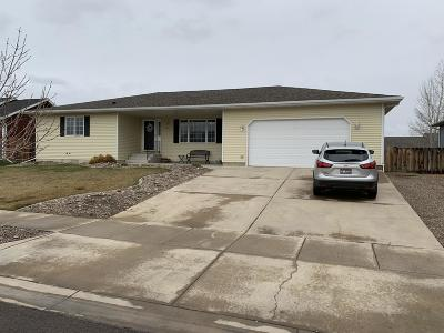 Great Falls Single Family Home Under Contract Taking Back-Up : 305 37th Avenue North East
