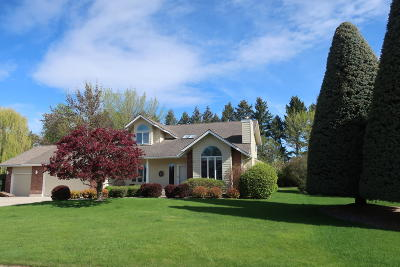 Flathead County Single Family Home For Sale: 208 River View Drive