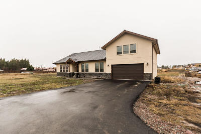 Columbia Falls, Hungry Horse, Martin City, Coram Single Family Home For Sale: 160 Pheasant Road