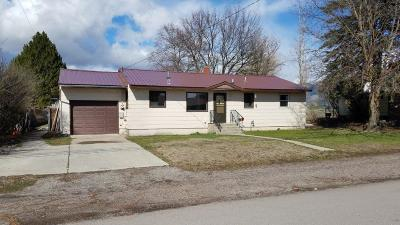 Columbia Falls, Hungry Horse, Martin City, Coram Single Family Home For Sale: 1035 8th Street West
