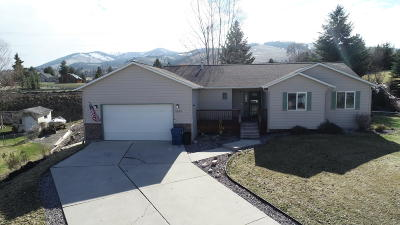 Missoula Single Family Home For Sale: 3543 Brandon Way