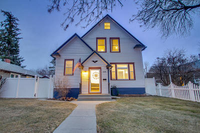 Great Falls Single Family Home For Sale: 2604 Central Avenue