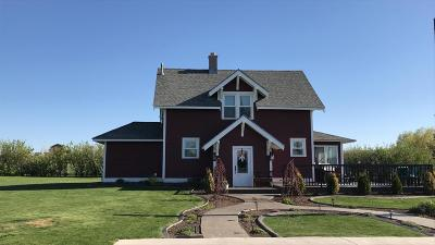 Fairfield Single Family Home For Sale: 2268 Us Highway 89