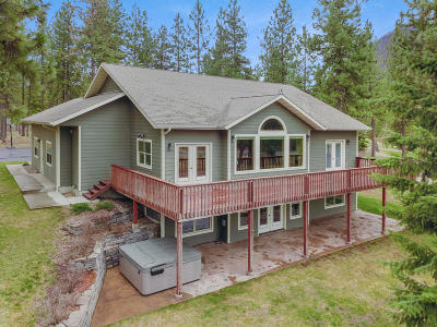 Sanders County Single Family Home For Sale: 27 Mahonia Road