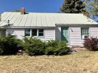 Kalispell Single Family Home Under Contract Taking Back-Up : 330 Willow Glen Drive