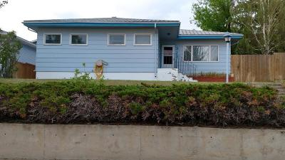 Cut Bank MT Single Family Home For Sale: $89,000